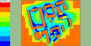 4.2 Skärmavbild med hjälp av SunExposure/DL-Light med palett.